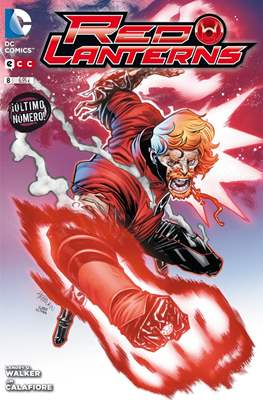 Red Lanterns. Nuevo Universo DC (Rústica) #8