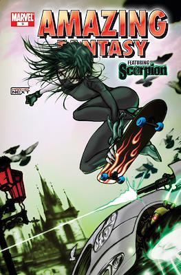 Amazing Fantasy Vol 2 (2004-2005) #9