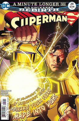 Superman Vol. 4 (2016-2018) #29