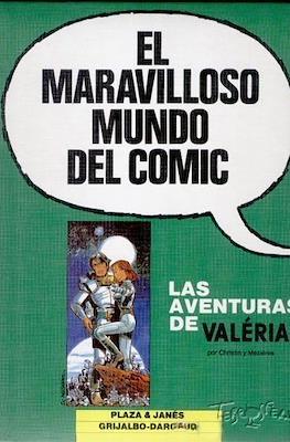 El Maravilloso Mundo del Comic (Cartoné acolchado con guaflex) #5