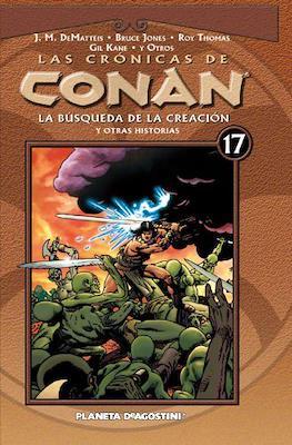 Las Crónicas de Conan (Cartoné 240 pp) #17