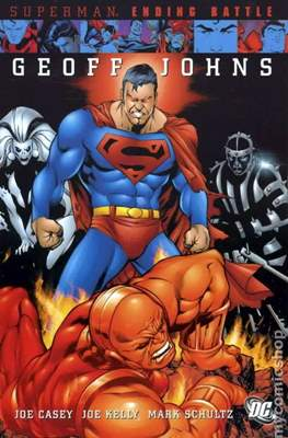 Superman Ending Battle