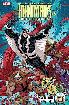 Inhumans: Once & Future Kings (Comic Book) #5