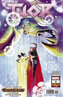 Thor / El Poderoso Thor / Thor - Dios del Trueno / Thor - Diosa del Trueno / El Indigno Thor (2011-) #96/8
