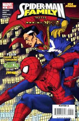 Spider-Man Family (Comic Book) #5