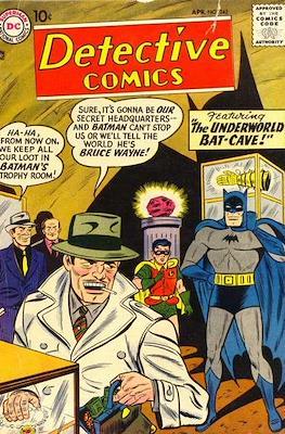 Detective Comics Vol. 1 (1937-2011; 2016-) (Comic Book) #242