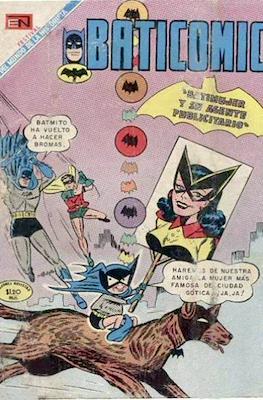 Batman - Baticomic (Rústica-grapa) #26