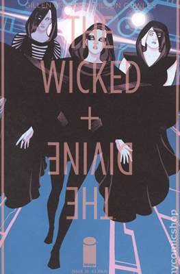 The Wicked + The Divine (Variant covers) (Comic Book) #38