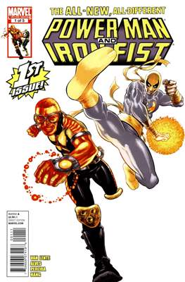Power Man and Iron Fist Vol. 2 (Comic Book) #1