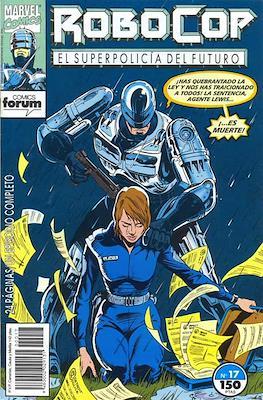 Robocop (Grapa. 19x27. 32 páginas. Color.) #17