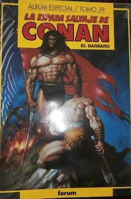 La Espada Salvaje de Conan - Álbum especial (Retapados) #39