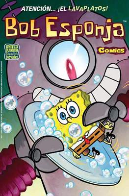 Bob Esponja Cómics #4