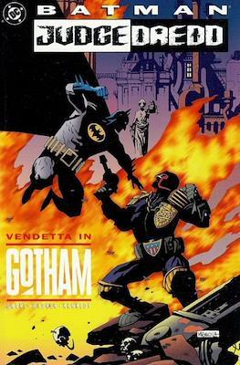 Batman / Judge Dredd: Vendetta in Gotham