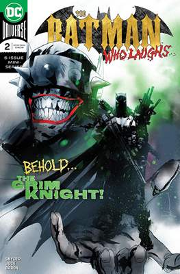 The Batman Who Laughs (2018-) (Comic Book) #2