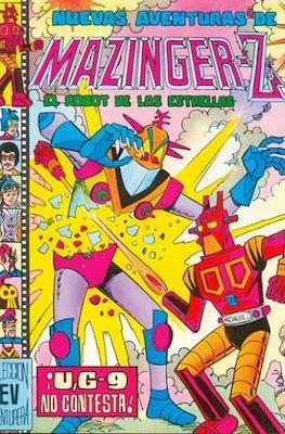 Nuevas aventuras de Mazinger-Z, el robot de las estrellas (Grapa) #19
