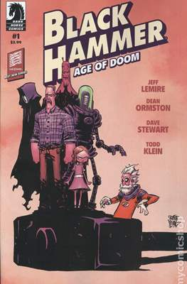 Black Hammer: Age of Doom (Variant Covers) (Comic book 28 pp) #1