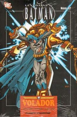 Batman. Las leyendas de Batman #12