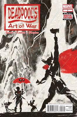 Deadpool's Art of War (Comic Book) #2