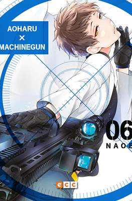 Aoharu x Machinegun #6