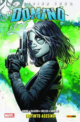 Domino. 100% Marvel (Rústica 128 pp) #1