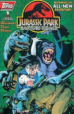 Jurassic Park: Raptors Hijack (Comic Book) #1