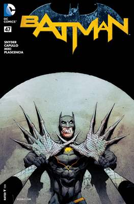 Batman (2012-2017) (Grapa) #47
