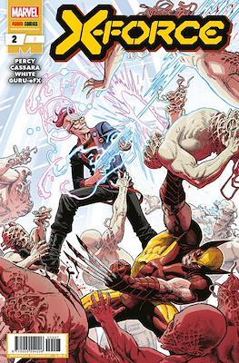 X-Force Vol. 4 (2019-) (Grapa 64 pp) #7/2