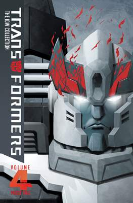 Transformers: The IDW Collection Phase Two (Hardcover 332-356 pp) #4