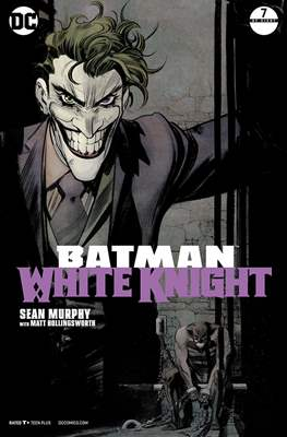 Batman: White Knight (2017-2018) (Comic-book) #7