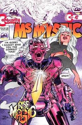 Ms. Mystic (1993-1994) (Grapa) #4
