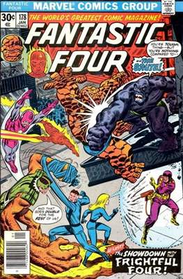 Fantastic Four Vol. 1 (1961-1996) (saddle-stitched) #178