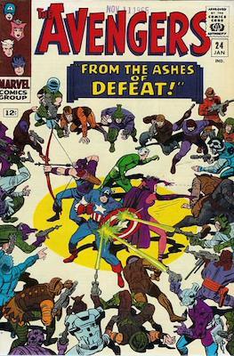 The Avengers Vol. 1 (1963-1996) (Grapa) #24