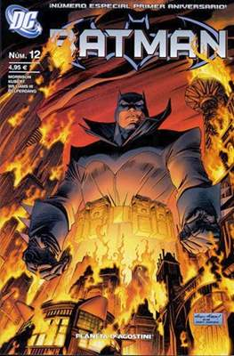 Batman (2007-2012) (Grapa. 48 pp) #12