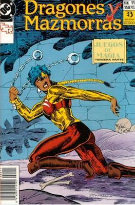 Dragones y mazmorras (1990-1991) #11