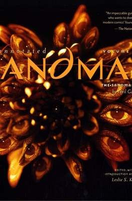 The Annotated Sandman (Hardcover 560-616-520 pp) #3