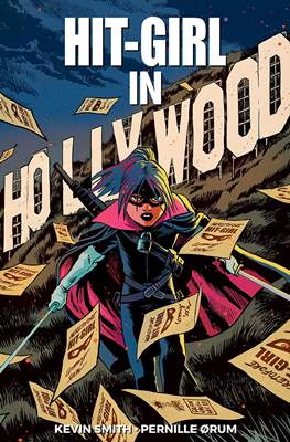 Hit-Girl (Softcover) #4