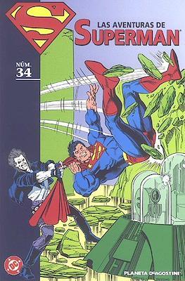 Las aventuras de Superman (2006-2007) #34