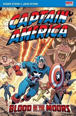 Captain America - Marvel Pocketbook