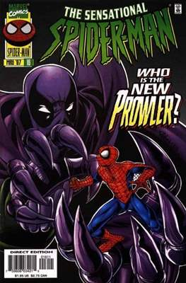 The Sensational Spider-Man (1996-1998) (Comic Book) #16