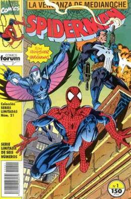 Spiderman. La venganza de Medianoche
