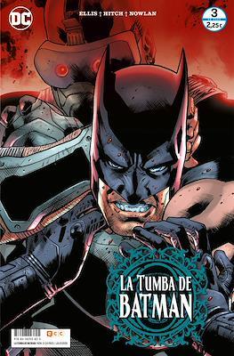 La tumba de Batman (Grapa 24 pp) #3