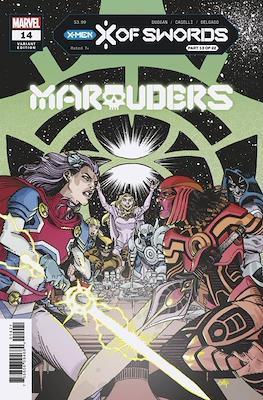 Marauders (Variant Cover) #14