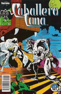 Caballero Luna Vol.1 (1990-1991) #2