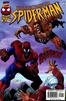 The Spectacular Spider-Man Vol. 1 (Comic Book) #244