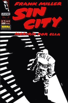 Sin City. Moriría por ella (Grapa) #1
