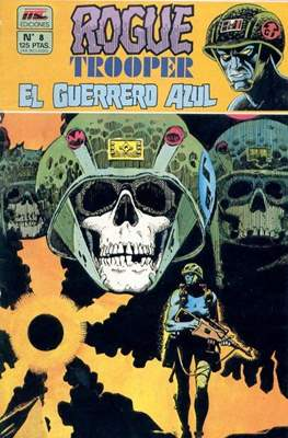 Rogue Trooper (Grapa) #8