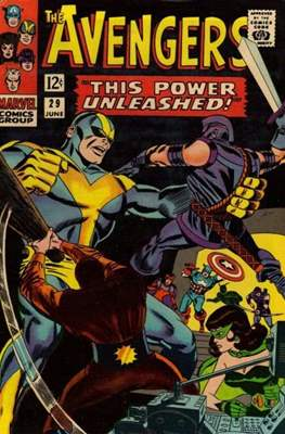 The Avengers Vol. 1 (1963-1996) (Grapa) #29