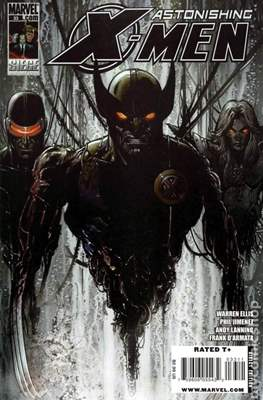 Astonishing X-Men (Vol. 3 2004-2013) (Grapa) #33