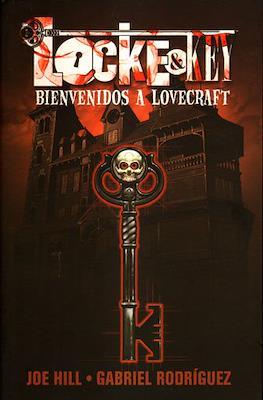 Locke & Key (Rústica con solapas) #1
