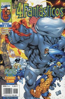 Los 4 Fantásticos Vol. 3 (1998-2001). Heroes Return (Grapa 24-48 pp) #23